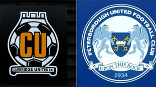 Cambridge United and Peterborough United are both caught up in the allegations.