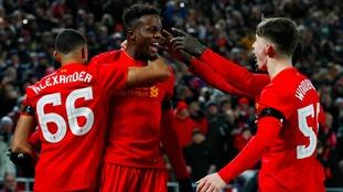EFL Cup match report: Liverpool 2-0 Leeds United