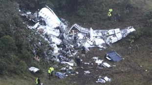 The death toll from the plane crash has been revised down to 71