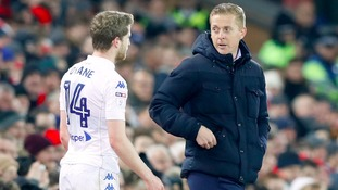 Proud Monk 'gutted' for Leeds players after EFL Cup exit