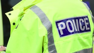 A police officer has been seriously injured during a chase with the driver of a