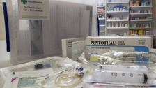 Multipharma Euthanasia Kit