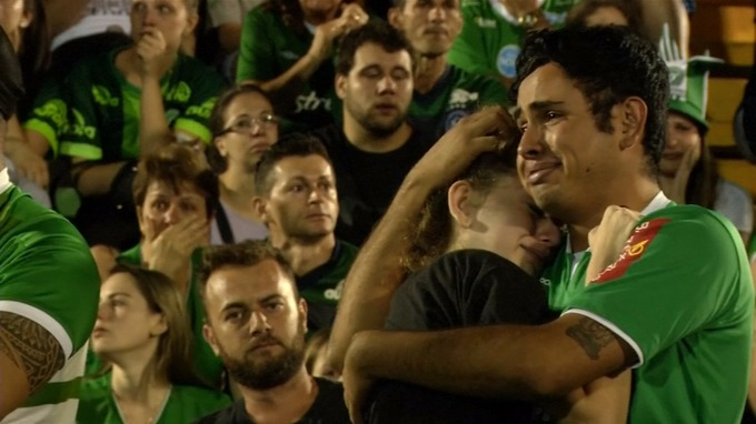 Almost all of the Chapecoense squad and staff were killed in the club's chartered plane crash as they travelled for a continental cup final.