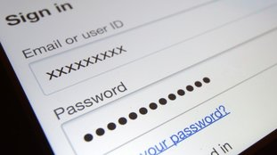 Many people still don't create strong passwords.