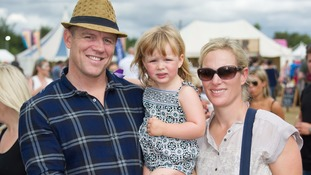 Zara and Mike Tindall 'thrilled' to be expecting their second child