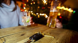 Motorists warned of the dangers of driving under the influence at Christmas