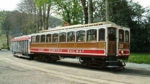 pic of tram