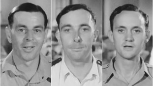 World War Two soldiers' video messages home uncovered
