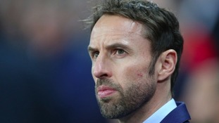 Former Aston Villa player Gareth Southgate is appointed England manager