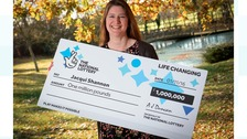 Essex lottery winner Jacqui Shannon