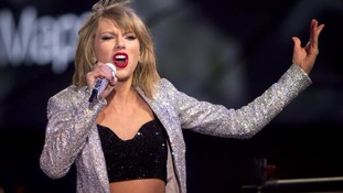 Taylor Swift is this year's highest earning musician