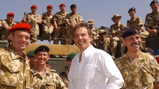 MPs vote that Tony Blair didn't lie about Iraq War