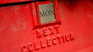 Army bomb disposal unit called in to examine Royal Mail postbox