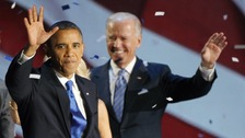 President Obama and VP Joe Biden