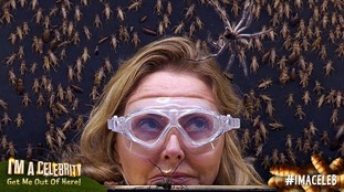 Carol Vorderman voted off I'm a Celebrity