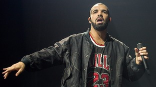 Rapper Drake named as Spotify's most streamed artist of 2016