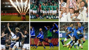 Collage of Six Nations
