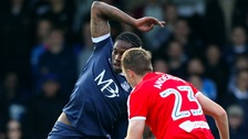 Nile Ranger is staying at Southend.