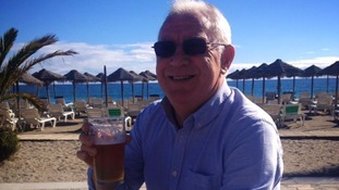Grandad killed collecting pizza on dream Florida holiday
