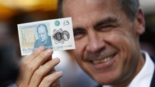 Innovia looking at 'potential solutions' for £5 note