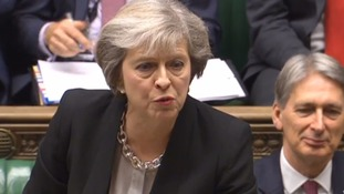 Theresa May has remained tight-lipped over the government plans for Brexit