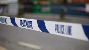 A man was taken to hospital suffering from stab wounds.