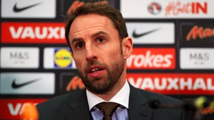 Gareth Southgate:  I want an England team to be proud of