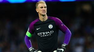 Hart: I do not have Man City future next season