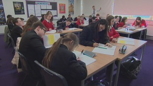 School standards rising in North East - but still behind