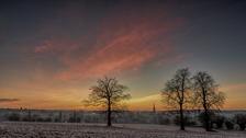 Frosty Saffron Walden