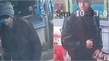 The robbery happened at a shop in Bocking, near Braintree.