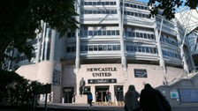 Police to investigate historic child sex abuse claims at NUFC