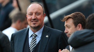 Rafa Benitez confirms there's been no approach to Newcastle for coach Ian Cathro
