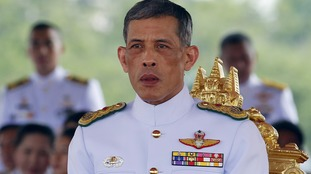 Crown Prince Maha Vajiralongkorn becomes Thailand's new king