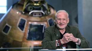 'Ailing' former astronaut Buzz Aldrin evacuated from Antarctica after falling ill