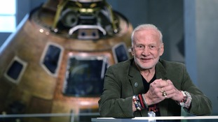 Buzz Aldrin was taken ill while visiting Antarctica.