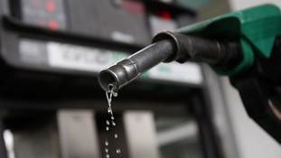 Petrol pump panic