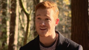 Greg Rutherford returns to hometown to share life story