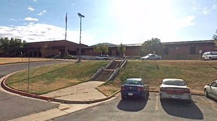 Mueller Park Junior High in Bountiful, Utah.