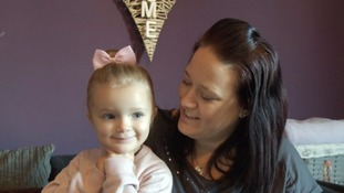 Praise for girl, 3, who saved mum with 999 call