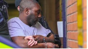Police axe attacker due to be sentenced