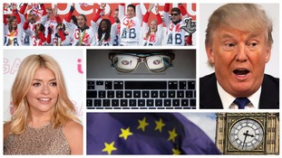 Brexit and Donald Trump among Yahoo's most popular search terms in 2016