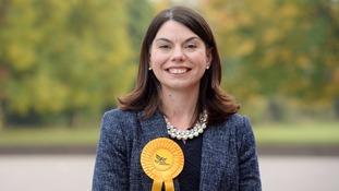 Liberal Democrat Sarah Olney MP.