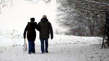 Higher proportion of winter deaths in Wales than in England