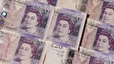 Welsh shoppers urged to look out for fake banknotes