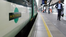 Southern Rail fares to rise by 1.8% next month