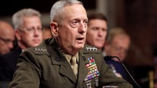 Trump names 'Mad Dog' general as Defence Secretary