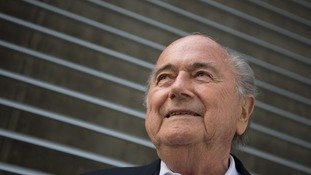 Ex-Fifa president Blatter to learn fate over ban appeal