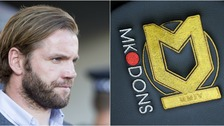 Robbie Neilson will become the new MK Dons manager.