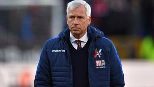 Pardew tries to halt Palace slide with extra training